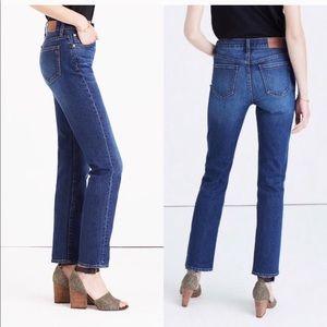 Madewell | Cruiser Straight Jeans Sz 26